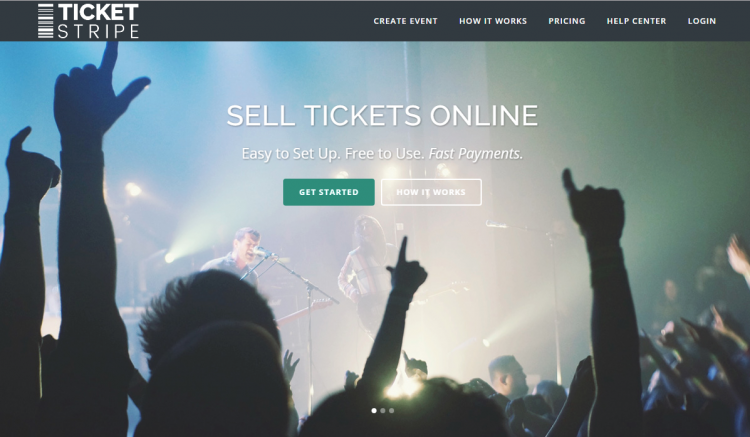 Ticketstripe